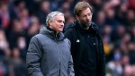 Jose Mourinho claims Jurgen Klopp gets away with more on touchline than him