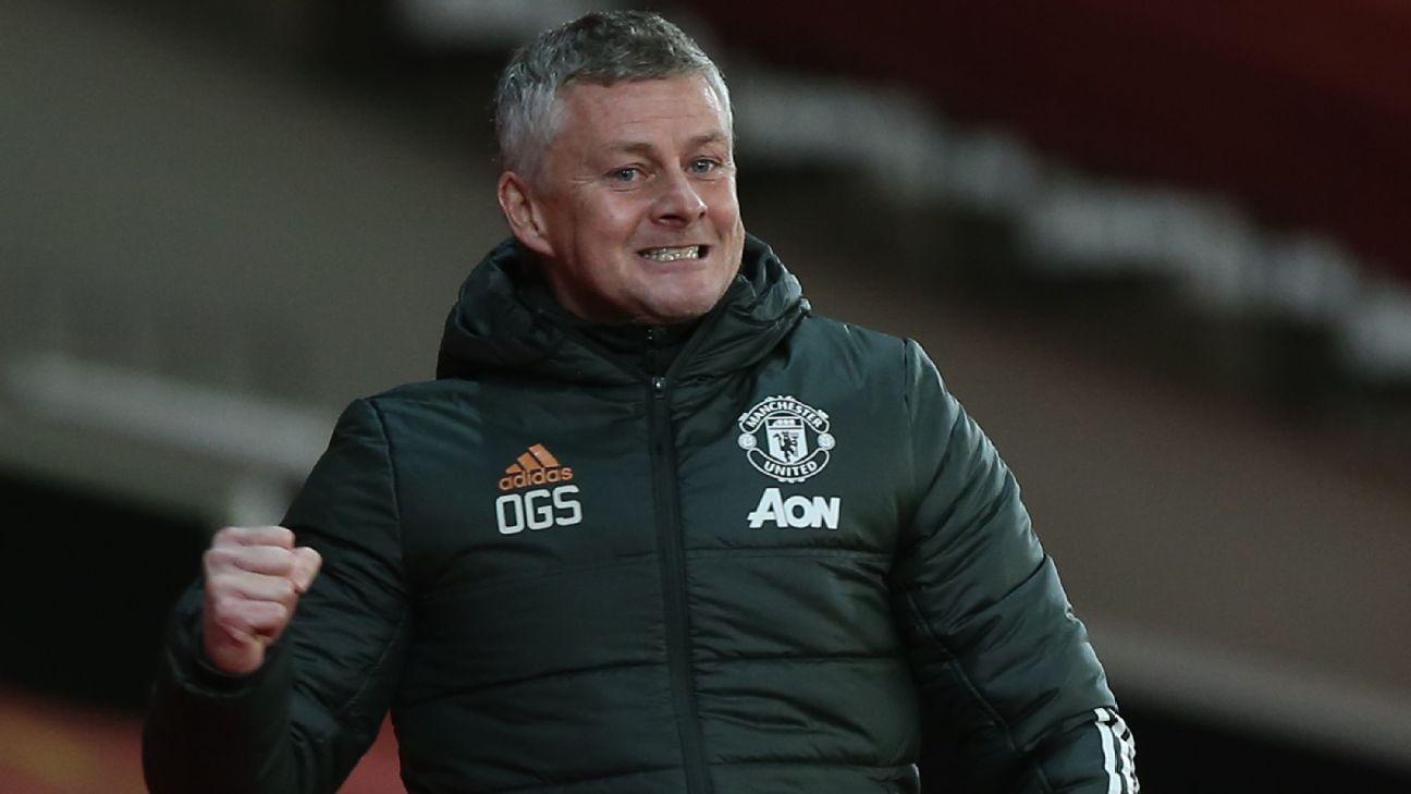 Ole: Man Utd need to make 'fuss' over bad calls