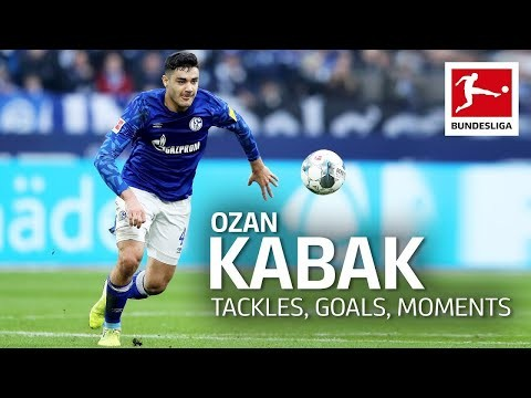 Best of Ozan Kabak - Tackles, Goals and More