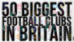 The 50 Biggest Football Clubs in Britain - Ranked