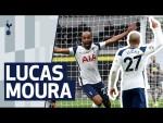 100 Premier League appearances! LUCAS MOURA'S BEST MOMENTS FROM HIS PREMIER LEAGUE CENTURY!