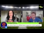 TWG LIVE - UCL, A-League, W-League chat - GUESTS: Craig Goodwin, Ante Juric and Sam Lewis.