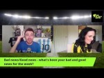 TWG LIVE - A-League, W-League, Aussies Abroad, EPL, Messi - guests Sam Lewis and Sam Krslovic
