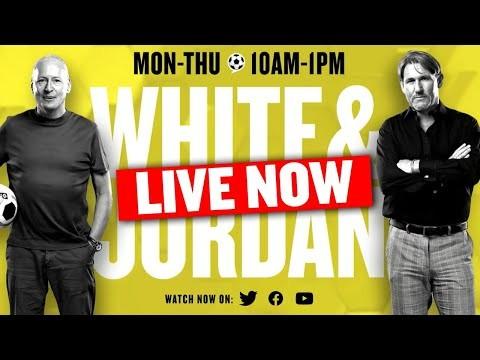talkSPORT LIVE: Jim White, Simon Jordan and Trevor Sinclair | MAN CITY A REAL FAIRYTALE?