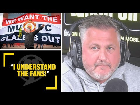 """""""I UNDERSTAND THE FANS!"""" Darren Gough understands why Man United fans are frustrated at the Glazers"""