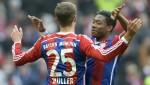 Thomas Muller & David Alaba set Bundesliga record with 10th title