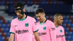 Levante 3-3 Barcelona: Player ratings as Blaugrana title challenge suffers huge blow