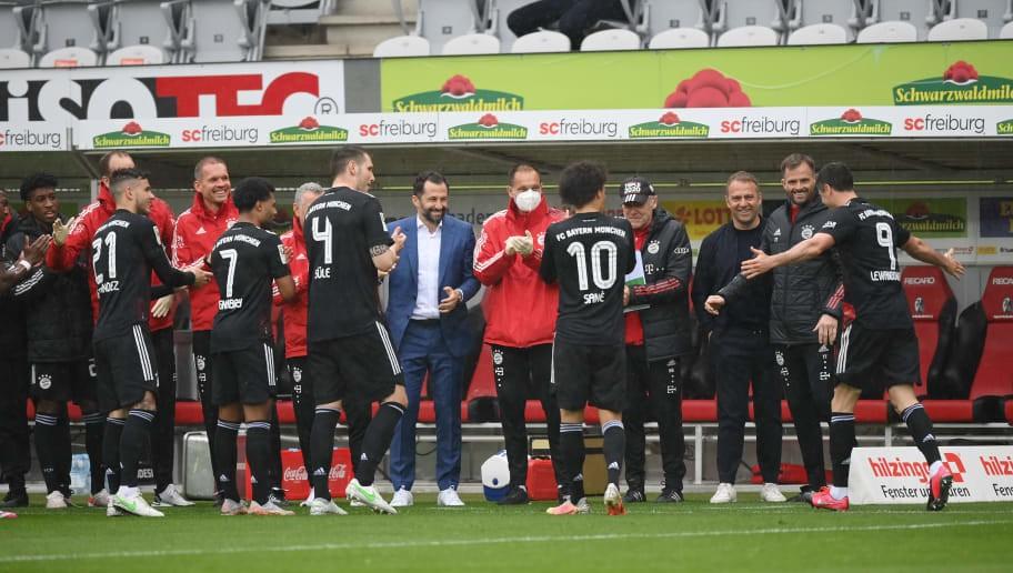 Freiburg 2-2 Bayern Munich: Player ratings as Robert Lewandowski equals Gerd Muller record