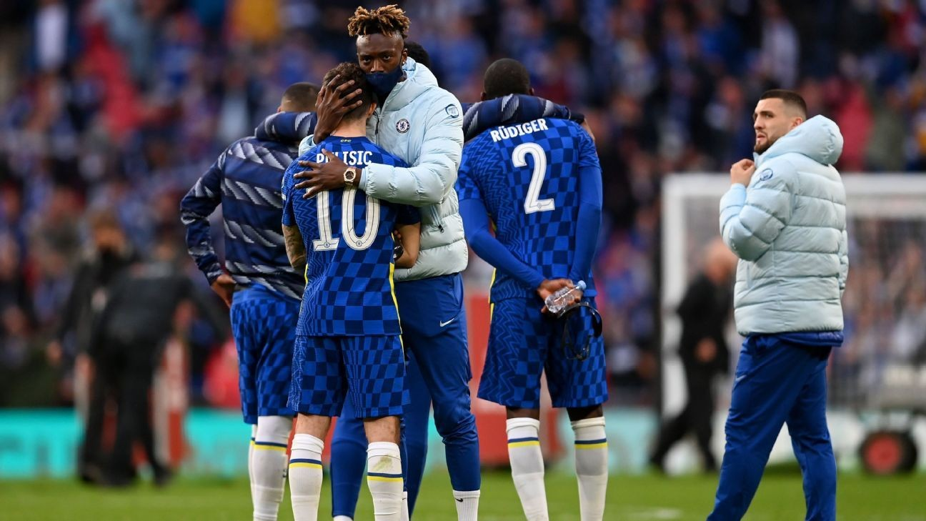 Tuchel laments 'unlucky' Chelsea in FA Cup loss