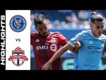 HIGHLIGHTS: New York City FC vs. Toronto FC | May 15, 2021