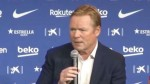 BARCELONA - Koeman keen to stay, but he asks assurances from Laporta