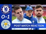 Chelsea & Leicester's Post Match Reactions | Chelsea 0-1 Leicester | FA Cup Final