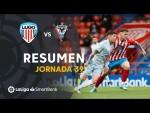 Resumen de CD Lugo vs CD Mirandés (2-1)