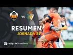 Resumen de CD Castellón vs SD Ponferradina (0-2)