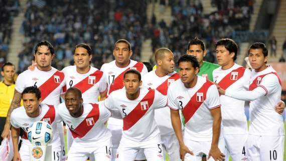 NATIONS - Coppa America 2021, Peru' has his selection