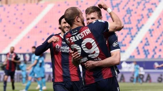 OFFICIAL - Bologna, Binks returns from loan