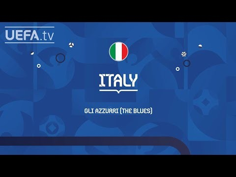 VERRATTI, IMMOBILE, MANCINI | ITALY: MEET THE TEAM | EURO 2020