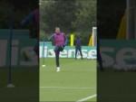 Harry Kane and England train at Hotspur Way #Shorts