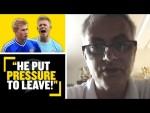 """HE PUT PRESSURE TO LEAVE!"" José Mourinho reveals how Kevin De Bruyne quit Chelsea"