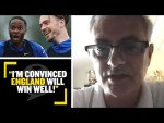 """ENGLAND WILL WIN!"" 😍 José Mourinho tells England to go for the jugular against Czech Republic"
