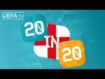 ENGLAND defender KIERAN TRIPPIER play the EURO 20 in 20 Quiz!
