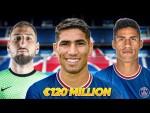 PSG To Spend €120m On Massive TRIPLE Transfer?!   Euro Transfer Talk