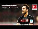 Hakan Çalhanoğlu • Impossibe Shots • All Bundesliga Free Kick Goals
