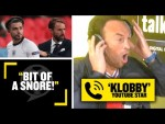 """""""A SNORE!""""😴 'Klobby' reviews #Eng's win over the Czech Republic as well as 'CR'ealish's performance"""