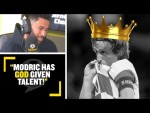 """""""MODRIC HAS GOD GIVEN TALENT!""""👏 Andros Townsend reveals all about Croatia star Luka Modric..."""
