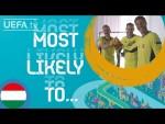 MOST LIKELY TO... HUNGARY GOALKEEPERS | GULÁCSI, DIBUSZ & BOGDÁN