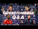 What's the MOST intimidating stadium in MLS?! Questionable Q&A
