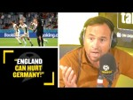 """""""ENGLAND CAN HURT GERMANY!"""" Jason Cundy is confident England can cause Germany problems!"""