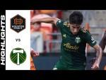 HIGHLIGHTS: Houston Dynamo FC vs. Portland Timbers | June 23, 2021