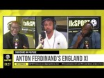 """""""WE HAVE TO MATCH GERMANY!"""" Anton Ferdinand picks his England XI to play Germany next Tuesday!"""