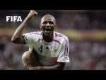 Patrick Vieira: Through the years with France