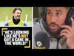 """""""HE'S NOT GOT A CARE IN THE WORLD!""""🌎 talkSPORT delivers the latest from the England training camp"""