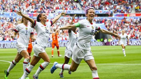 NATIONS - Olympic Games started with a big upset for USWNT