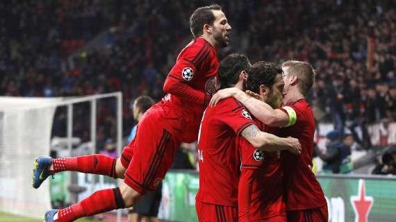 BUNDES - Leverkusen sign defender from Belgium