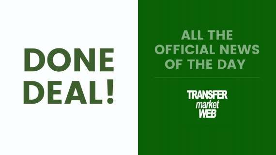 LIVE - DONE DEAL! All the official news of July 23rd