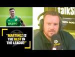 """""""MARTINEZ IS THE BEST IN THE LEAGUE!"""" Aston Villa fan Luke claims he is the NO.1 goalkeeper!"""