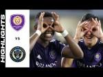 HIGHLIGHTS: Orlando City SC vs. Philadelphia Union   July 22, 2021