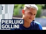 Welcome to Tottenham Hotspur! Pierluigi Gollini's first Spurs interview!