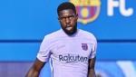 Samuel Umtiti 'insists' on staying at Barcelona