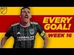 Week 16 All MLS Goals: Bikes, Curlers, Higuain Brace