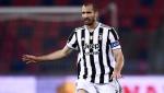 Giorgio Chiellini signs new Juventus contract until 2023
