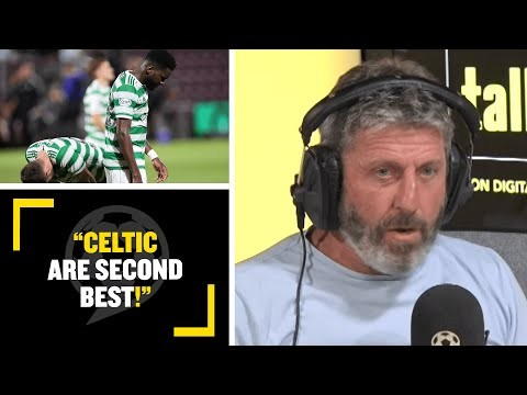 """""""CELTIC ARE SECOND BEST!"""" Andy Townsend feels Rangers are ahead of their rivals at the moment!"""