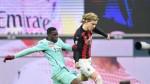 BUNDES - Frankfurt set to bring one winger in and let one go