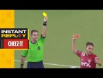 Player Deserve 2 Yellow Cards in 10 SECONDS!?