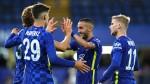 Ziyech nets twice in Chelsea draw with Tottenham