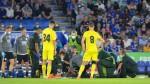 Leicester's Fofana injured after shock tackle